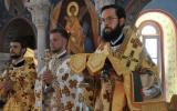В день первоверховных апостолов Петра и Павла митрополит Антоний совершил Божественную литургию в Екатерининском храме в Риме