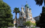 В день памяти святителя Николая Чудотворца в Ницце торжественно отметили престольный праздник собора