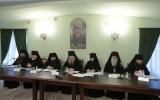 Клирик Корсунской епархии иеромонах Никодим (Павлинчук) принял участие в собрании руководителей епархиальных структур, ответственных за монастыри