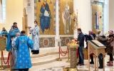 В Париже отметили четвертую годовщину освящения Троицкого кафедрального собора
