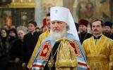 Проповедь Патриаршего Местоблюстителя в день памяти святителя Филиппа Московского