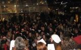 Православная молодежь Порту приняла участие в межхристианском рождественском шествии