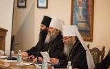 Клирик епархии выступил с докладом на международных Паисиевских чтениях в Киеве
