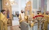 Епископ Зарайский Константин совершил Божественную литургию в Троицком кафедральном соборе в Париже