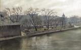 В Духовно-культурном центре возобновит работу выставка картин и рисунков Александра Серебрякова