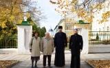 Епископ Корсунский Нестор посетил Троице-Сергиеву лавру и Московскую Духовную Академию