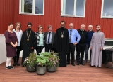 Митрополит Корсунский и Западноевропейский Антоний посетил с рабочим визитом Фарерские острова