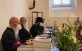 Патриарший экзарх принял участие в конференции, приуроченной к 800-летию святого Александра Невского