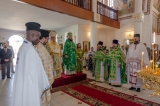 Секретарь Корсунской епархии принял участие в торжествах по случаю 20-летия прихода прп. Сергия Радонежского в Йоханнесбурге