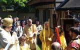 Приход во имя равноапостольных Константина и Елены в Кламаре отметил день своих небесных покровителей
