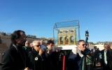 Казанский приход в Марселе принял участие в крестном ходе с мощами святителя Льва Римского и праведного Лазаря Четверодневного