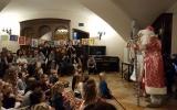 Рождественский концерт в Никольском соборе в Ницце