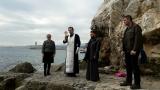 В Ницце в праздник Богоявления освятили воды Средиземного моря