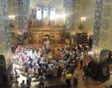 Епископ Нестор посетил с архипастырским визитом Ниццу