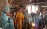 В Стефано-Германовском храме в Везле совершена праздничная архиерейская Литургия