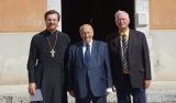 Настоятель Никольского собора в Ницце принял участие в городском празднике в Туррет-Левенс