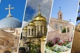Паломнический центр в Париже приглашает принять участие в путешествии на Святую Землю