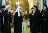 Десятая годовщина интронизации Святейшего Патриарха Московского и всея Руси Кирилла