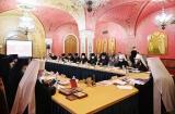 Митрополит Антоний принял участие в совещании по подготовке и празднованию 800-летия благоверного князя Александра Невского