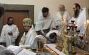 Управляющий Корсунской епархией посетил приход в честь блаж. Ксении Петербургской в Фару