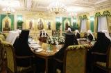 Постановление Священного Синода Русской Православной Церкви о положении церковных дел в странах Западной Европы