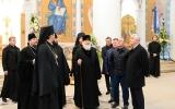 Святейший Патриарх Кирилл посетил Православный духовно-культурный центр в Париже