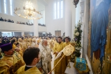 Предстоятель Русской Церкви освятил Троицкий собор в Париже