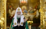 Епископ Нестор принял участие в торжествах по случаю 8-ой годовщины интронизации Святейшего Патриарха Кирилла