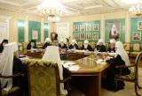 Священный Синод Русской Православной Церкви принял ряд решений, касающихся Корсунской епархии