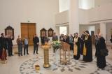 Посол Болгарии в Париже передал в дар Троицкому кафедральному собору икону Благовещения