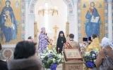 Епископ Нестор и епископ Егорьевский Тихон совершили Божественную литургию в Троицком кафедральном соборе в Париже