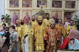 Митрополит Корсунский и Западноевропейский Антоний посетил с архипастырским визитом приходы г. Милана