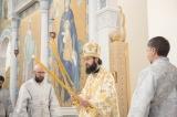 Митрополит Корсунский и Западноевропейский Антоний совершил Божественную литургию и диаконскую хиротонию в Троицком соборе в Париже