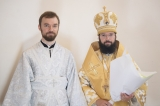 Клир Корсунской епархии пополнился новым диаконом