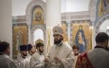 Митрополит Корсунский и Западноевропейский Антоний совершил всенощное бдение в канун праздника Крещения Господня