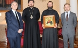 Начался архипастырский визит епископа Нестора в Мадрид