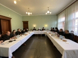 Митрополит Антоний принял участие в работе комиссии Межсоборного присутствия