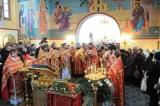В день Собора новомучеников и исповедников российских в Ванве состоялись престольные торжества