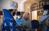 Иерей Николай Тихончук удостоен права ношения наперсного креста