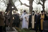 Митрополит Антоний совершил литию на могиле протоиерея Михаила Осоргина