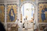 Патриарший экзарх совершил всенощное бдение в Троицком кафедральном соборе г. Парижа
