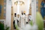 В канун праздника Богоявления митрополит Антоний совершил всенощное бдение в Свято-Троицком кафедральном соборе в Париже
