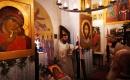 """В женской обители в честь иконы Пресвятой Богородицы """"Корсунская"""" в Грассак была совершена Рождественская литургия"""