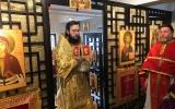 Митрополит Антоний совершил литургию в Петропавловском приходе в Гонконге