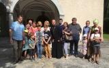 Состоялась паломническая поездка православных приходов Московского Патриархата в Швейцарии к мощам святого мученика Маврикия