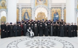 В Париже состоялся епархиальный съезд духовенства Корсунской епархии