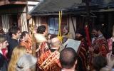 """В день Пасхи Христовой епископ Нестор посетил """"Русский дом"""" и совершил Великую вечерню в Кламаре"""