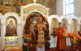 В неделю Антипасхи епископ Нестор возглавил торжества по случаю престольного праздника храма в честь Воскресения Христова в Цюрихе