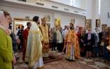 В неделю Жен-мироносиц епископ Нестор возглавил торжества по случаю престольного праздника храма в честь равноапостольной Марии Магдалины в Мадриде