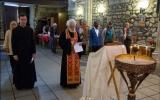 Епископ Нестор посетил новый храм Серафимовского прихода в Бордо